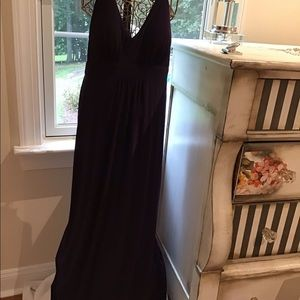 Gorgeous flowing maxi dress